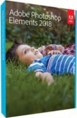 Photoshop Elements 2018, Grafik-Software