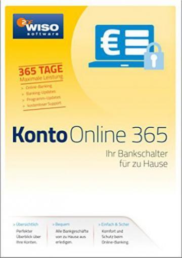 Buhl Konto : buhl data wiso konto online 365 2017 deutsch g nstig ~ Watch28wear.com Haus und Dekorationen