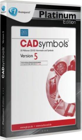 Imsi cadsymbols 5 0 deutsch g nstig kaufen for Koch 63 od manual