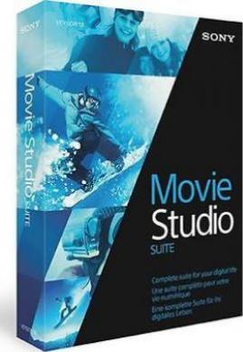 sony vegas movie studio hd 12 0 platinum suite g nstig. Black Bedroom Furniture Sets. Home Design Ideas