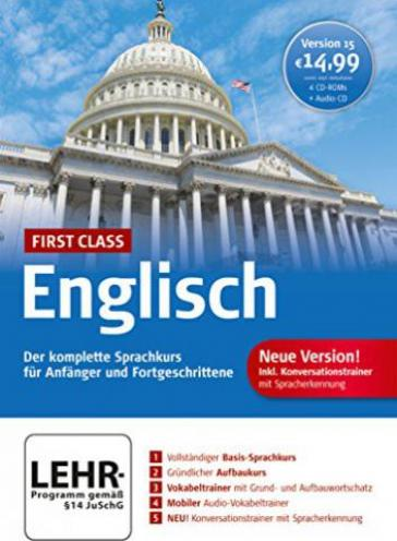 Digital publishing first class sprachkurs englisch 15 0 for Koch englisch