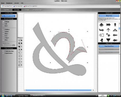 avanquest logo maker 3 0 deutsch g nstig kaufen. Black Bedroom Furniture Sets. Home Design Ideas