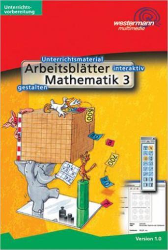 Westermann: Arbeitsblätter Mathematik Klasse 3 (deutsch) günstig ...