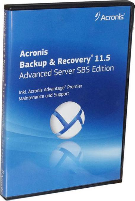 acronis backup recovery 11 5 advanced server sbs mit universal restore g nstig kaufen. Black Bedroom Furniture Sets. Home Design Ideas
